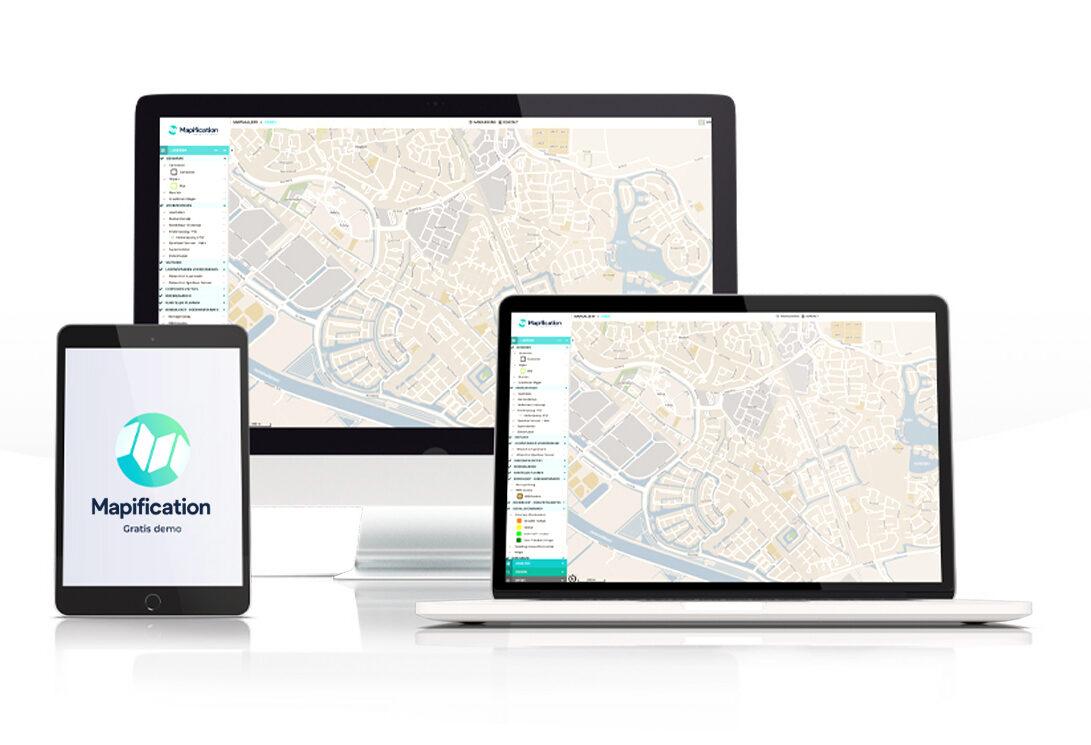 Maps Mapification